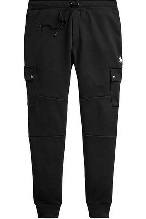 Polo Ralph Lauren Double-Knit Cargo Jogger Pants