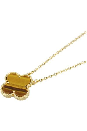 Van cleef Women Necklaces - Vintage Alhambra yellow necklace