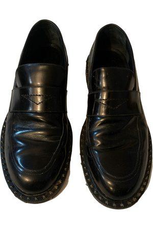 Jimmy Choo Leather flats
