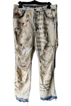 FAITH CONNEXION Straight jeans