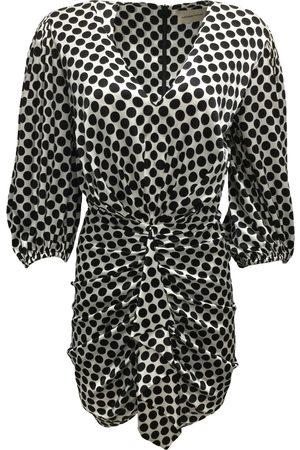 ALEXANDRE VAUTHIER Silk mini dress