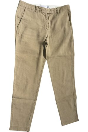 See by Chloé Linen straight pants