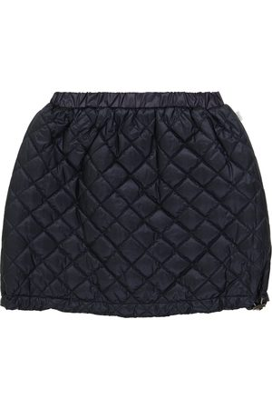 Il gufo Kids Skirts - Quilted technical skirt
