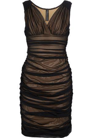 Norma Kamali Tara nylon-blend mini dress