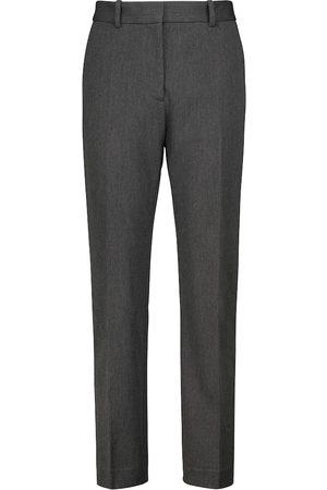 Joseph Coleman high-rise straight pants