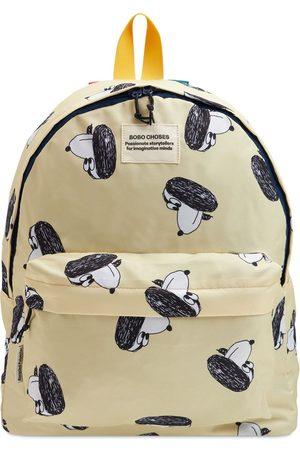 Bobo Choses Printed Recycled Nylon Backpack