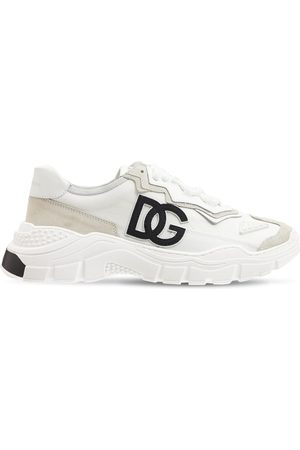 Dolce & Gabbana Daymaster Logo Lace-up Sneakers