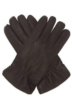 Dents Chalford Cashmere-lined Deerskin Gloves - Mens