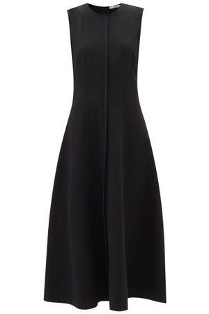 Three Graces London Polly Centre-seam Sleeveless Jersey Dress - Womens