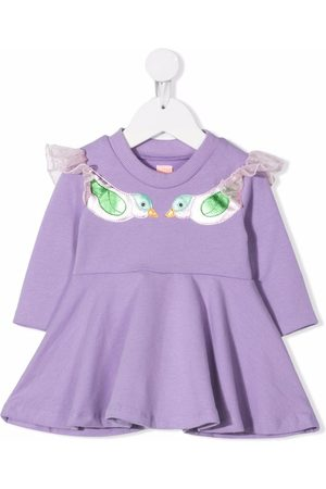 WAUW CAPOW by BANGBANG Baby Casual Dresses - Dominika A-line sweater dress