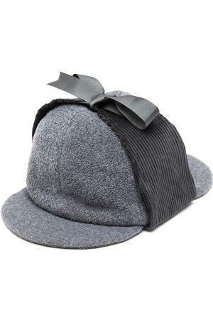 Anglozine Men Hats - Don deerstalker hat - Grey