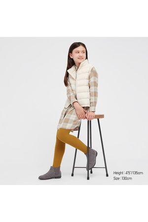 UNIQLO Girls Stockings - Girl's Knitted Tights, , 3-4Y