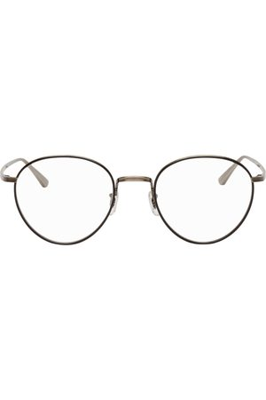 The Row Black Oliver Peoples Edition Brownstone 2 Glasses