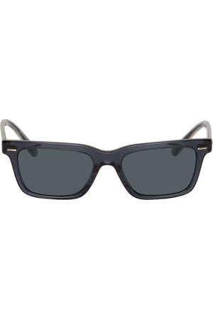 The Row Blue Oliver Peoples Edition BA CC Sunglasses