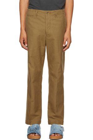 Visvim Tapered Chino Trousers