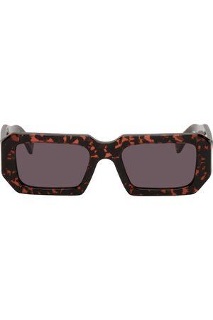 Marcelo Burlon County of Milan Red & Black RETROSUPERFUTURE Edition Mestizo Sunglasses