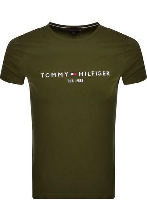 Tommy Hilfiger Back Logo T Shirt