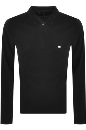 Tommy Hilfiger Long Sleeve Polo T Shirt