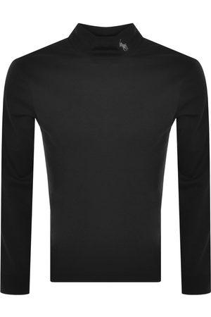 Ralph Lauren Long Sleeved High Neck T Shirt