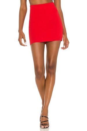 COTTON CITIZEN X REVOLVE Ribbed Mini Skirt in .