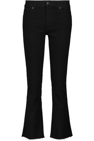 7 for all Mankind Slim Illusion high-rise jeans
