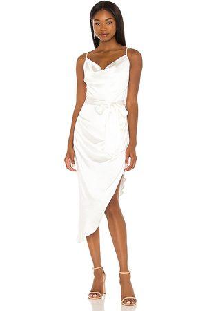 ELLIATT X REVOLVE Kensington Dress in Ivory.