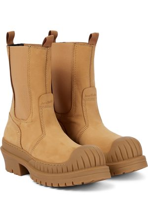 Acne Studios Chelsea leather boots