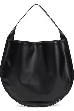 Jil Sander Lune Medium leather shoulder bag
