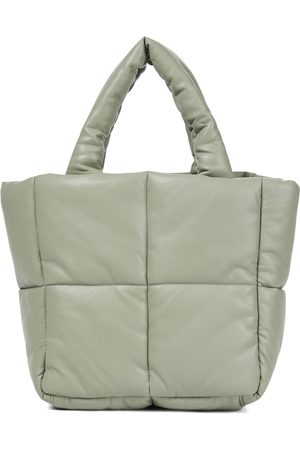 Stand Studio Rosanne quilted faux leather tote