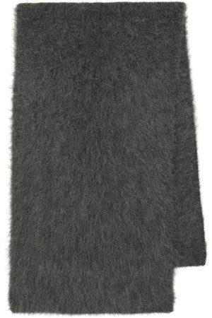 Totême Alpaca-blend knit scarf