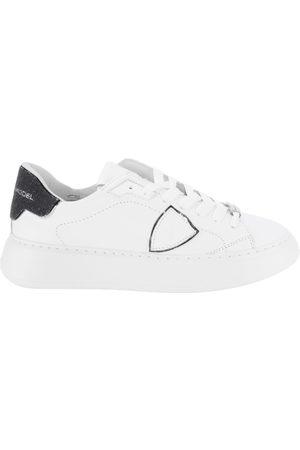 Philippe model Logo Counter-Heel Sneaker