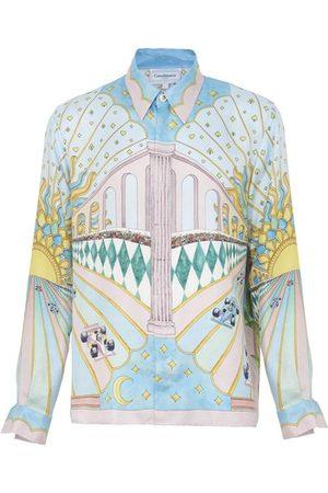 Casablanca Men Casual - 100's shirt