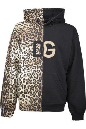 Dolce & Gabbana Dg Logo Hoodie