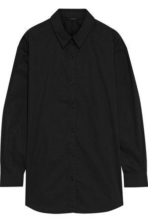 J BRAND Women Long sleeves - Woman Palmer Cotton-poplin Shirt Size L