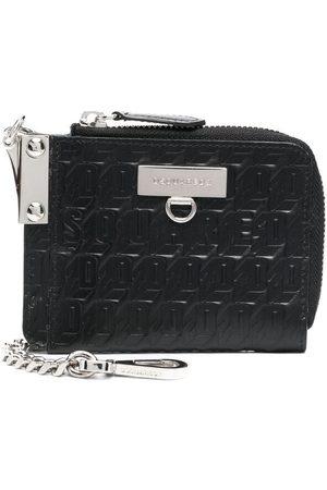 Dsquared2 Men Wallets - Logo-embossed wallet