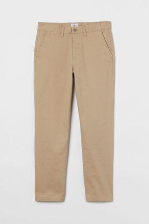 H&M Men Chinos - Regular Fit Cotton Chinos