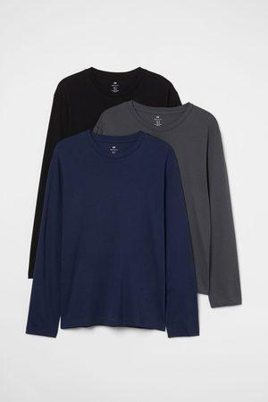 H&M 3-pack Regular Fit Shirts