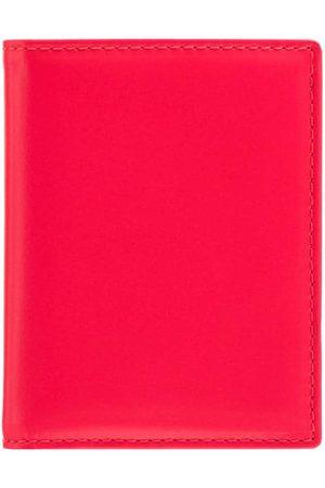 COMME DES GARÇONS WALLET Women Wallets - Super Fluo Leather Vertical Wallet