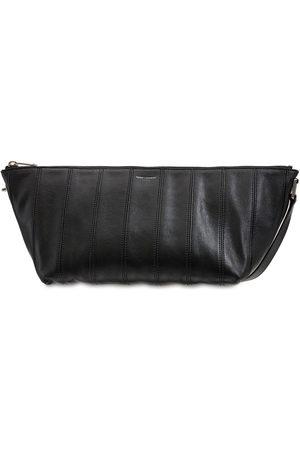 Saint Laurent Blitz Leather Shoulder Bag