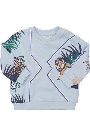 Kenzo Printed Organic Cotton Sweatshirt