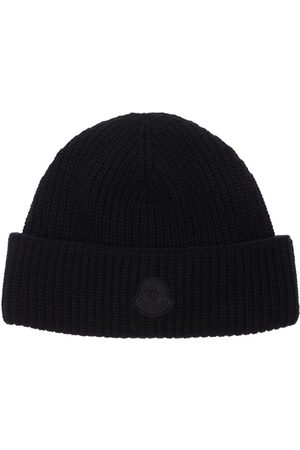 Moncler Genius Wool Knit Beanie Hat