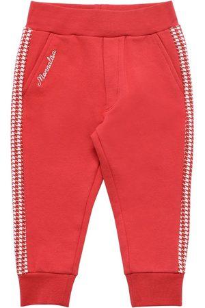 MONNALISA Cotton Sweatpants