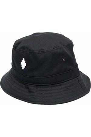 Marcelo Burlon County of Milan Embroidered cross motif bucket hat