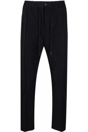 Pt01 Slim-fit gabardine trousers