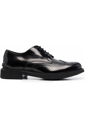 Tod's Polished leather full brogues