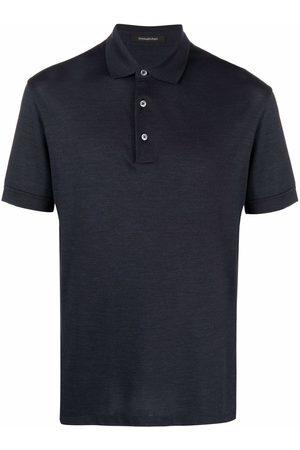 Ermenegildo Zegna Men Polo Shirts - Short-sleeve polo shirt
