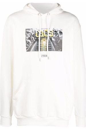 Throwback. Hoodies - Diego graphic-print hoodie
