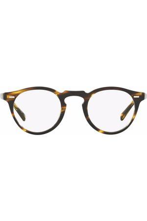 Oliver Peoples Sunglasses - Gregory Peck tortoiseshell glasses
