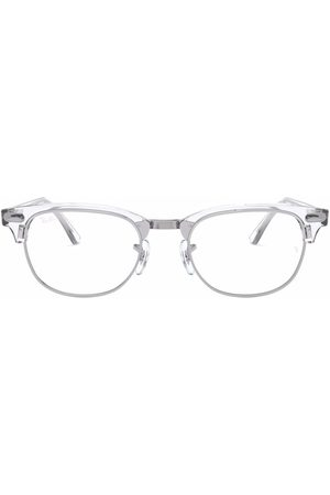 Ray-Ban Sunglasses - Clubmaster transparent-frame glasses