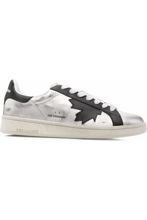Dsquared2 Women Sneakers - The Canadian low-top trainers